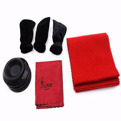 Upright Piano Keyboard Pedal Dust Cover Cleaning Cloth Caster Maintenance Gadget