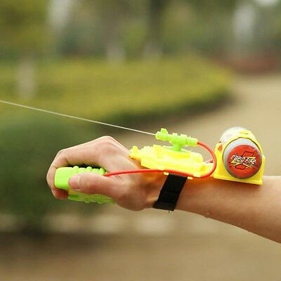 Mini Hand Wrist Water Guns Intelligent Children Favorite Summer Beach Toys
