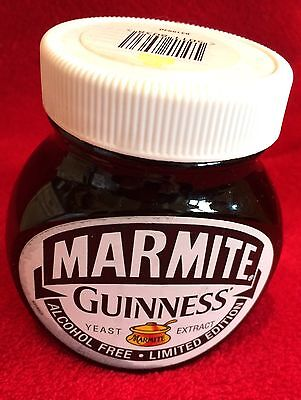 Collectible - RARE Guiness Marmite 250g sp. edition unsealed