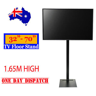 1.65m TV floor stand, LED LCD TV wall mount bracket, Mobile TV stand