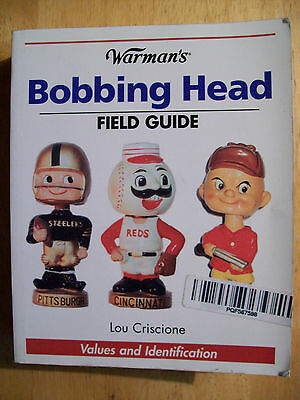 ANTIQUE BOBBLEHEADS $$$ id PRICE VALUE GUIDE COLLECTOR'S BOOK L@@K