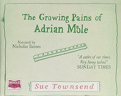 The Growing Pains of Adrian Mole by Townsend, Sue | Audio CD Book | 978147129364