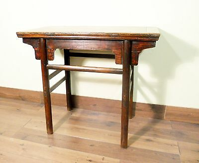 Antique Chinese Ming Console (wine) Table (5532), Circa 1800-1849