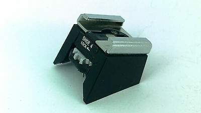 OLYMPUS OM SYSTEM, Flash Accessory 'SHOE 4' Hot Shoe Adaptor.'MINT-' Cond.