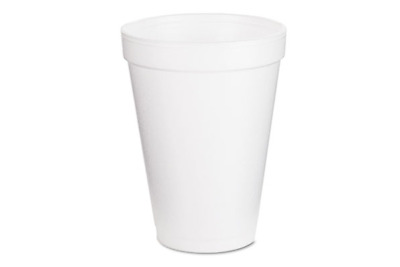 Drink Foam Cups, 12oz, 25/pack By: Dart