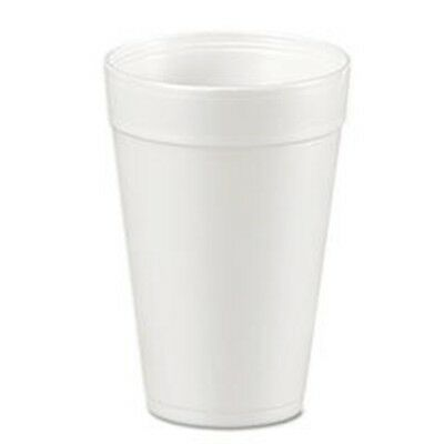 Drink Foam Cups, 32oz, White, 25/bag, 20 Bags/carton By: Dart