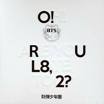 BTS - O!Rul8 2? [New CD] Asia - Import