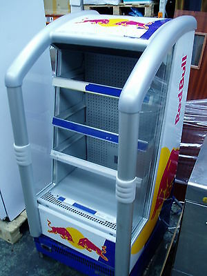 Red Bull Shop Fridge chiller coca cola drinks and cans