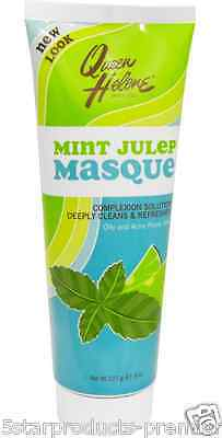 New Queen Helene Mint Julep Masque Oily Acne Prone Skin Daily Healthy Treatement