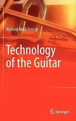 Technology of the Guitar by French Hardcover Book (English)