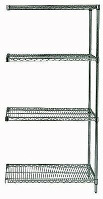 4 Wire Shelves Proform Wire Shelving AddOn - AD63-1836P - 18 x 36 x 63