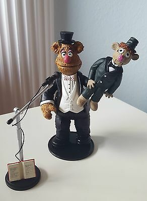 MUPPETS Jim Henson Palisades - Fozzie Bear Stand up Comedy - MUPPET SHOW Loose