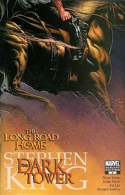 "Comic Marvel ""Stephen King/ Dark Tower: the Long Road Home #2"" 2008 NM"