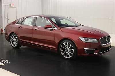 2017 Lincoln MKZ/Zephyr MKZ RESERVE NAV PANORAMIC ROOF LEATHER MSRP $54390 NAVIGATION SUNROOF REMOTE START REAR VIEW CAMERA REVEL AUDIO SYSTEM