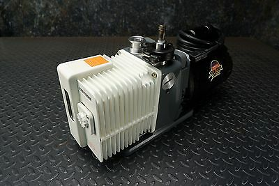 Alcatel Pascal 2005 SD Rotary Vane Vacuum Pump - Tested