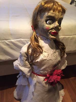 annabelle conjuring conjuration doll poupee james wan
