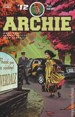 Archie (2015 2nd Series) #12A VF