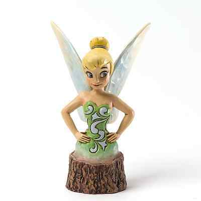 Disney Traditions*TINKER BELL-CARVED BY HEART*Jim Shore Mini Figure*NEW*4033292
