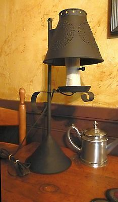 "Colonial Jefferson Desk Lamp - Electric - 21"" High"