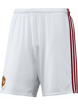 Manchester United 2016-17 Home Shorts Size Extra Large