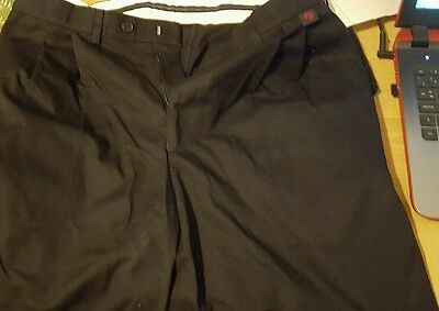 first bus driver shorts ..size 34