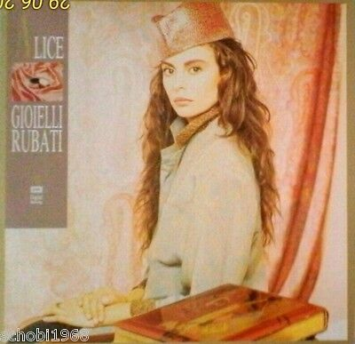 ALICE: Gioielli Rubati   LP Very Good Condition