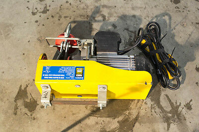1320lbs Electric Cable Hoist
