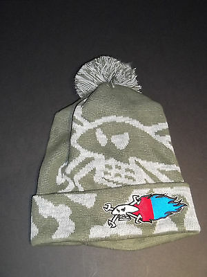 Guy Martin Proper Superfuse Vulcan Inspired Bobble Hat Sold Out