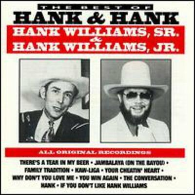 Hank Williams Jr. - Best of Hank & Hank [New CD] Manufactured On Demand