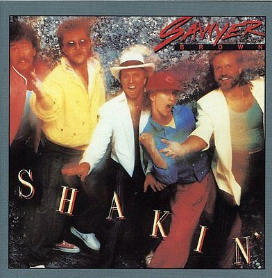 Sawyer Brown - Shakin [New CD] Manufactured On Demand