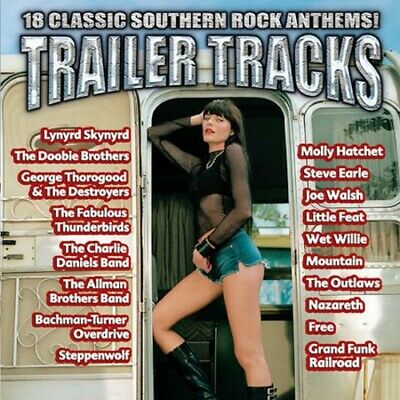 Various Artists - Trailer Tracks: 18 Classic Southern Rock Anthems! [New CD] Man