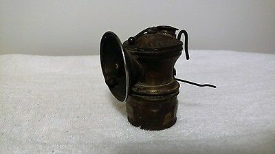 Vintage Autolite Miners Lamp Made In U.s.a