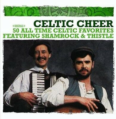 Shamrock & Thistle - Celtic Cheer: 50 All Time Celtic Favorites [New CD] Manufac