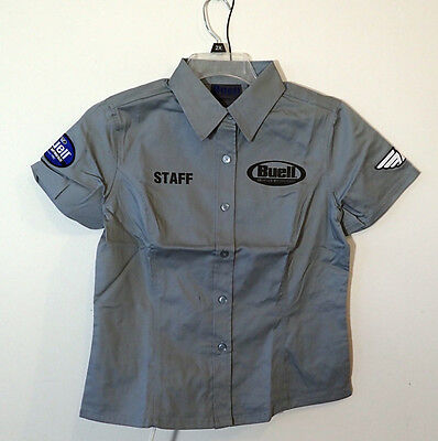 Eric Buell American Motorcycles Staff Shop Shirt Unisex Youth See Size Unworn