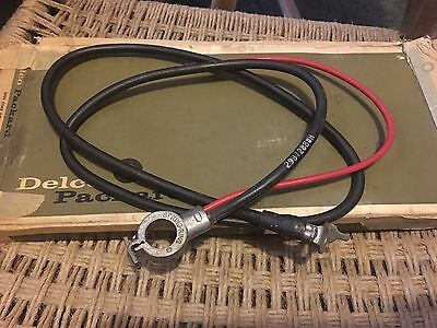 """#8 Nos 64-72 Camaro Chevelle Chevy  Packard 42""""battery Cable Spring Ring P"""