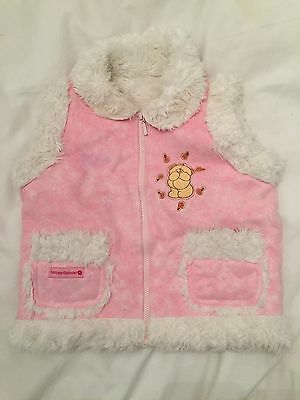 girls gilet 2-3 Forever Friends Pink Cute On