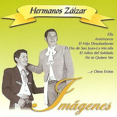 Los Hermanos Zaizar, Hermanos Zaizar - Imagenes [New CD] Manufactured On Demand