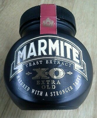 Limited Edition Marmite XO Extra Old Red Label - 250g Sealed Jar