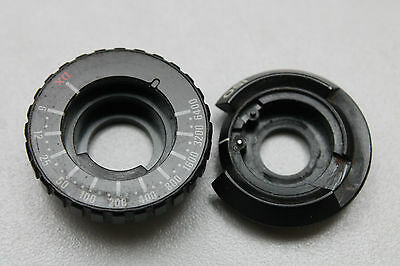 NIKON F4 FILM SPEED SELECTOR DIAL (other parts available-please ask)