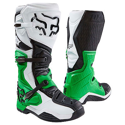 2017 Fox MX Comp 8 Race Boots - LIMTED SPECIAL MONSTER PRO CIRCUIT Offroad Trail