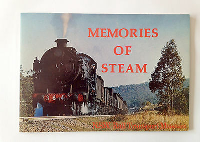 MEMORIES OF STEAM by the NSW Rail Transport Museum