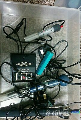 Job lot of Aquarium heaters