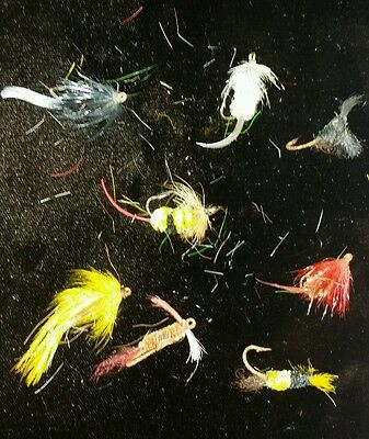vintage fly fishing lures