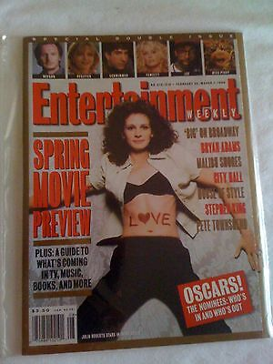 TORI AMOS Entertainment Weekly February 23 / March 1, 1996 Special Double Issue