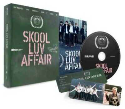 BTS - Skool Luv Affair (Incl. 115-page photobook and one random photocard) [New