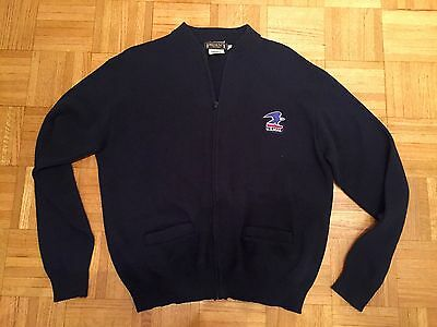 VINTAGE Men's Postal Service U.S. Mail Sweater ProKnit Letter Carrier XL