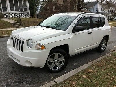 2008 Jeep Compass Sport - Clean - Runs and Drives Great 2008 Sport Used 2.4L I4 16V Automatic FWD SUV