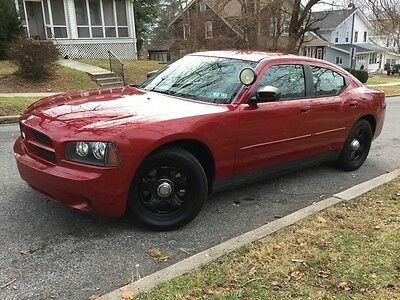 2007 Dodge Charger Police Car - 1 Owner - Clean CarFax 2007 Used 5.7L V8 16V Automatic 2WD Sedan