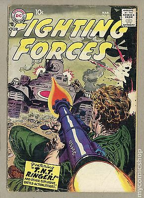 Our Fighting Forces (1954) #31 GD 2.0