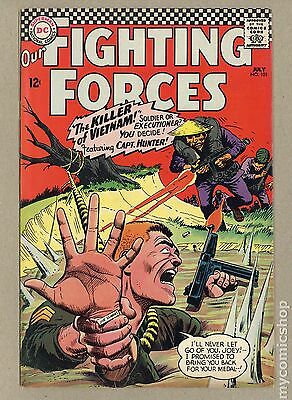 Our Fighting Forces (1954) #101 FN- 5.5